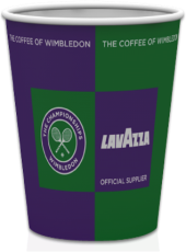 lavazza promotional cup